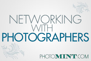 Networking with Photographers